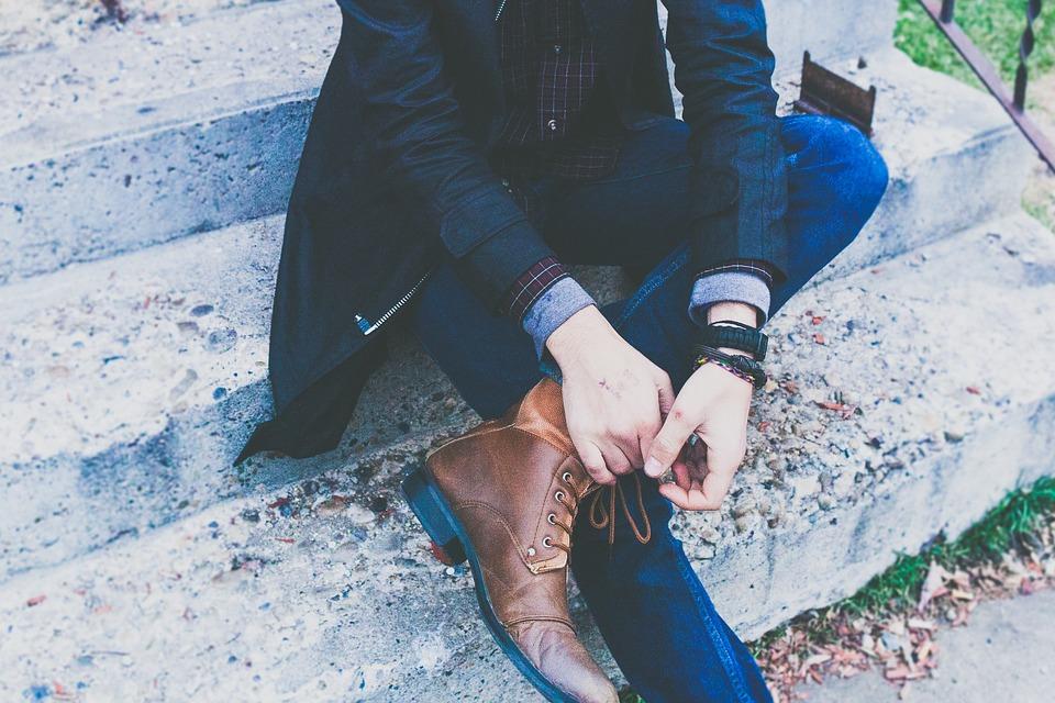 dobra jakość obuwia skórzanego dla mężczyzn