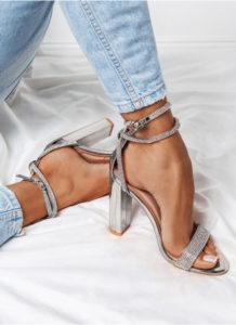 stylowe sandałki