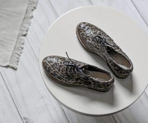 buty oksfordki damskie pantera